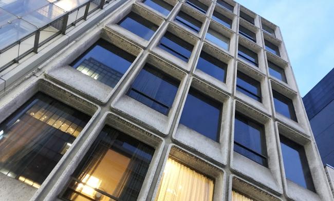 不動産×コミュニティブランド「BIRTH」より銀座に建つ解体前のビルを1棟まるごとアーティストの「キャンバス-CANBIRTH-」に!