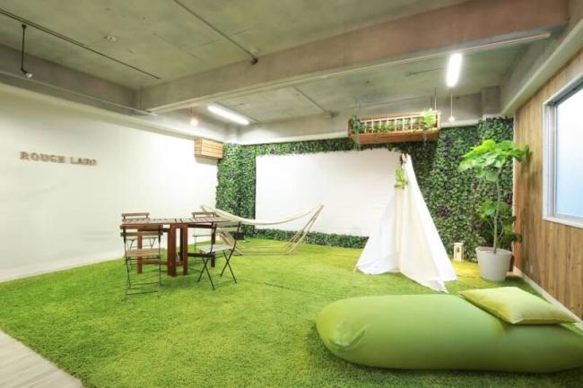 フードメディア(FoodMedia)が提供する大阪肥後橋ROUGH LABOのレンタルスペース