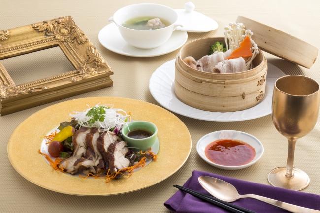 中国料理「聚景園」