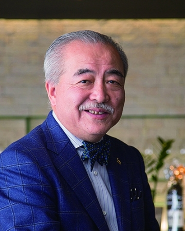 「あまから手帖」編集顧問 門上武司氏