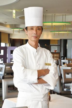 中国レストラン 聚景園 料理長 佐藤 幸治