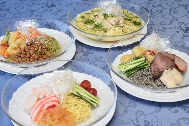 中国レストラン 聚景園「聚景園で愉しむ夏の冷麺祭り」(イメージ)