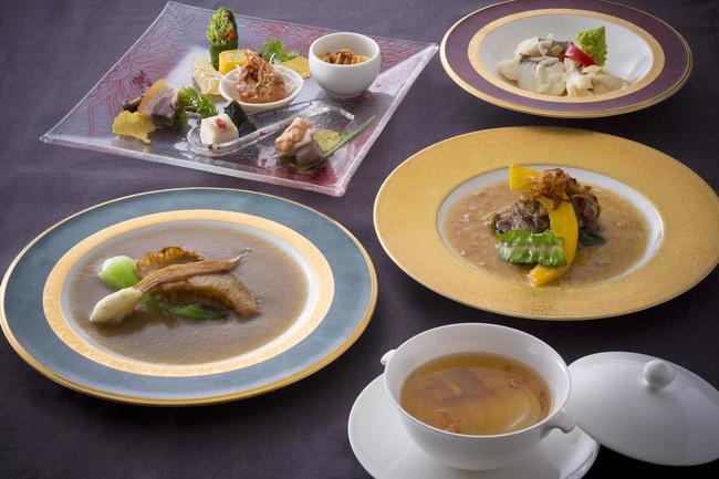 中国レストラン 聚景園 「延寿コース」