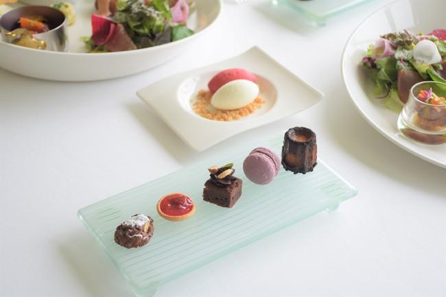 かわいい小菓子 5種