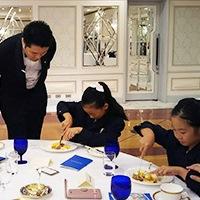 ホテルスタッフから学ぶテーブルマナー講座