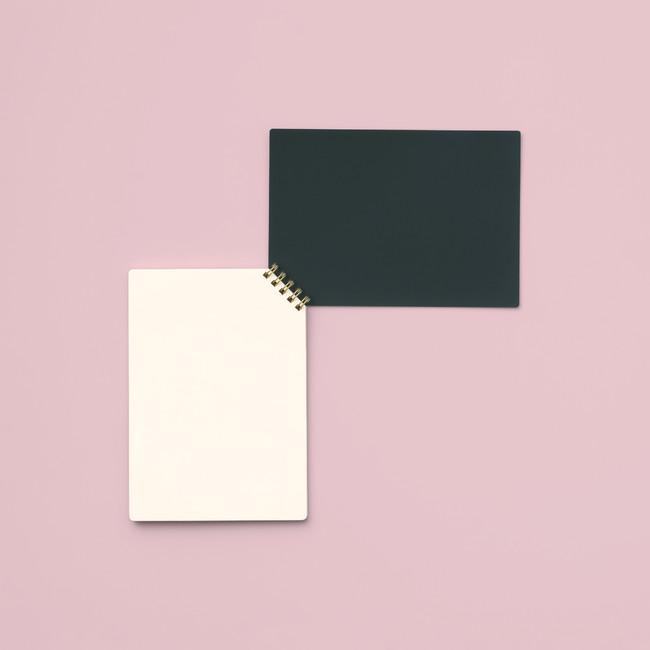 実用新案取得の紙文具「ななめリングノート」 リピーターも多い大人気製品