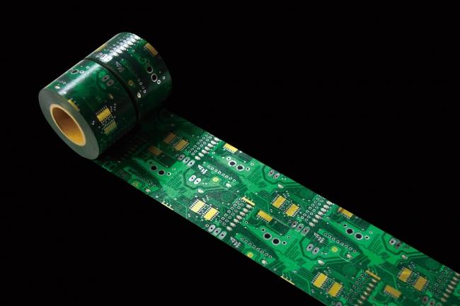 2015年に受注生産した『ナスカの電子回路』