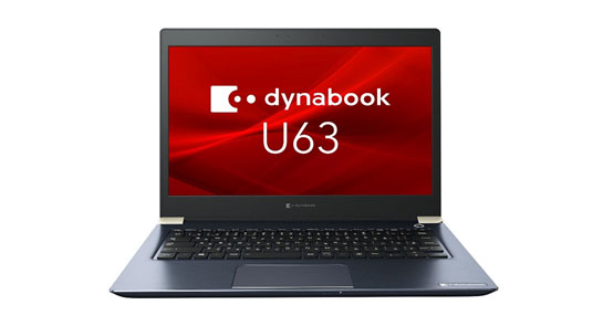 dynabook U63_EP