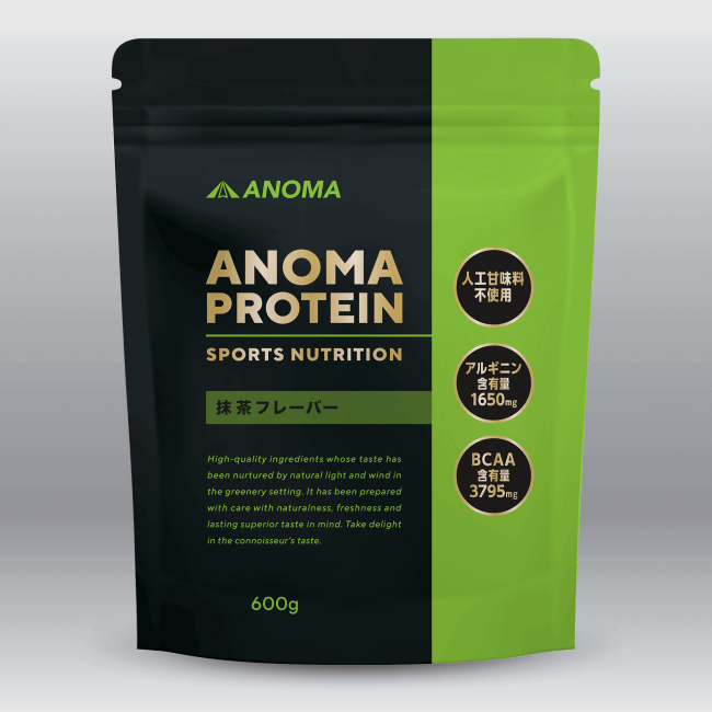 ANOMAプロテイン(抹茶味)
