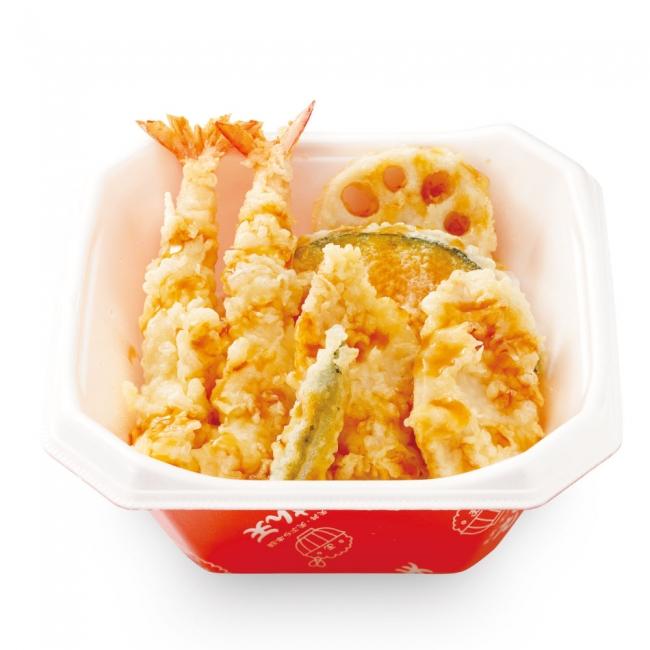 天丼・天ぷら本舗 さん天 海老と鶏の天丼