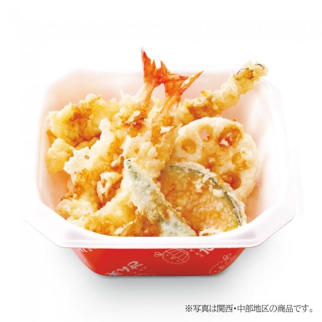 天丼・天ぷら本舗 さん天 活〆真穴子と海老の天丼