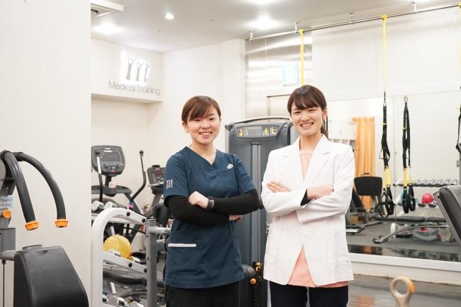 医療 × 運動 × 栄養 トレーナーと管理栄養士