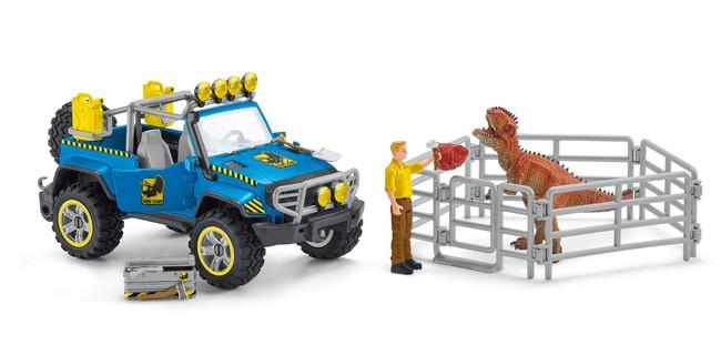 4WDオフロードとダイノベース