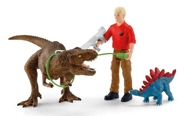 ティラノサウルス・レックスの攻撃