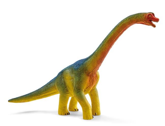 このセット限定のカラフルなブラキオサウルス