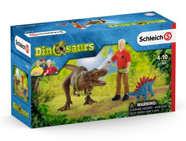 ティラノサウルス・レックスの攻撃 パッケージ