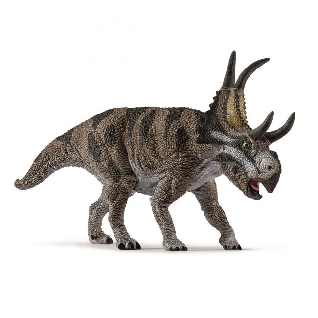 「悪魔の角を持つ顔」という名の恐竜ディアブロケラトプス