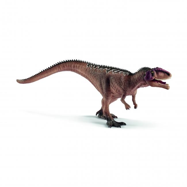 「南方の巨大なトカゲ」という意味の名前が付けられた「ギガノトサウルス(ジュニア)」