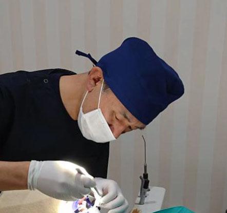 森田雅之院長(歯学博士)