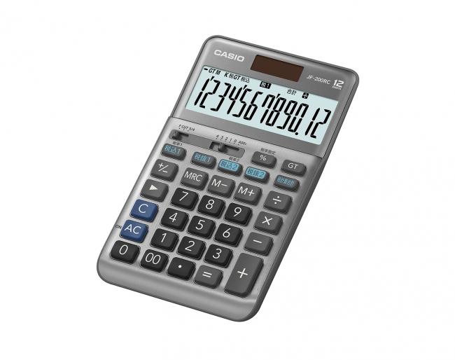 軽減税率電卓「JF-200RC」