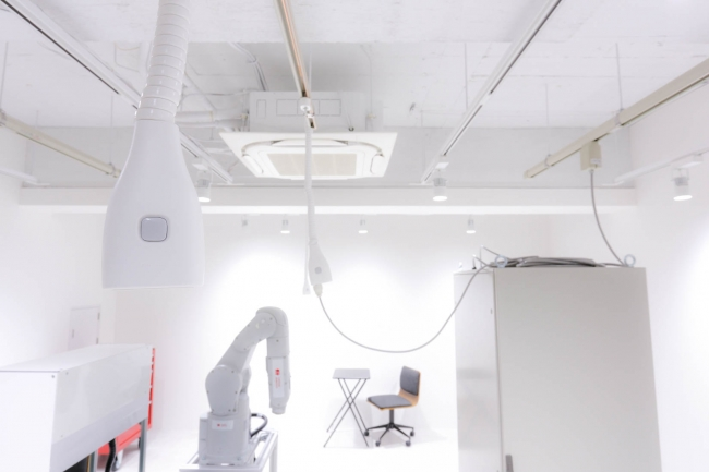 チトセロボティクスのロボットセンター