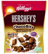 ケロッグ ハーシー チョコビッツ とろけるチョコレート