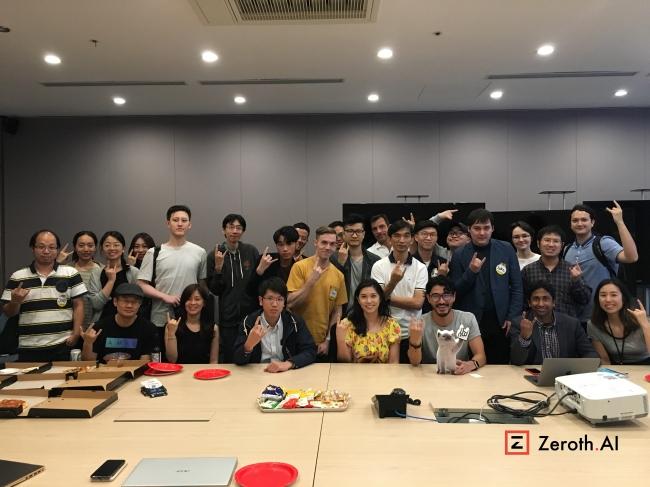 Zeroth Event TSS 台湾