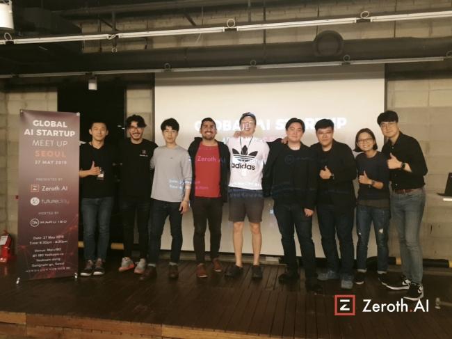 Zeroth 韓国イベント FuturePlay