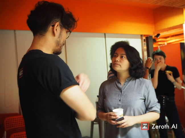 Zeroth 台湾イベント AppWorks
