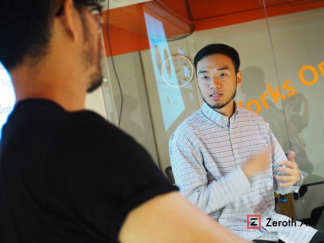 Zeroth 台湾投資先企業 UNH3O