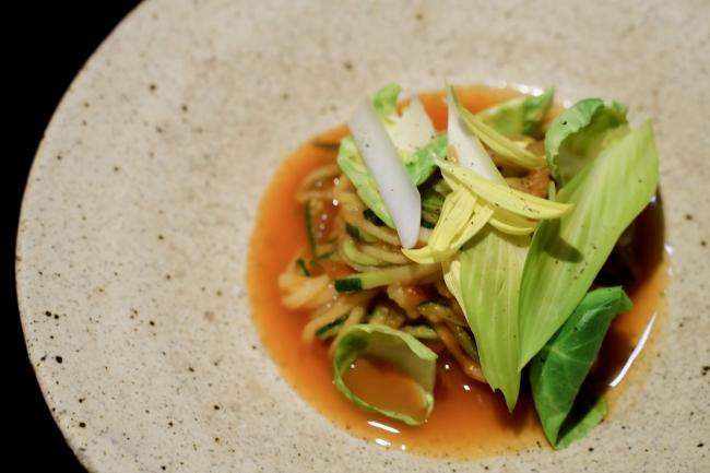 旬野菜のパスタ(オプション)