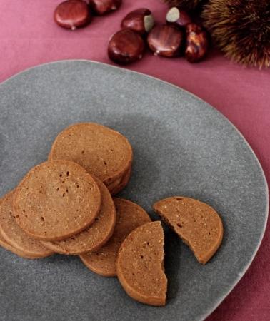 御用邸栗チーズクッキー