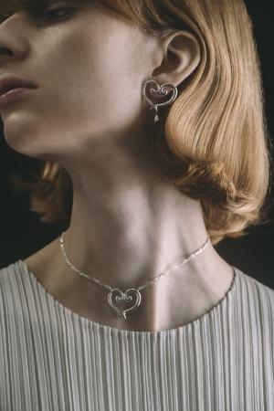 coeur necklace ¥27,500 税込