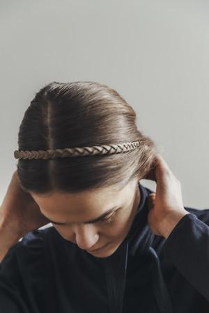 rondo head band (camel)