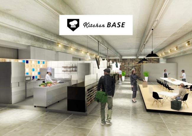 フードメディア(FoodMedia)が提供する「Kitchen BASE(キッチンベース)」の画像