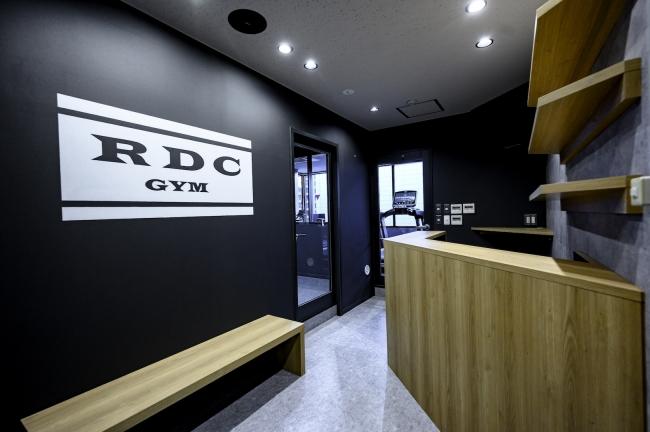 RDC GYMの施設風景