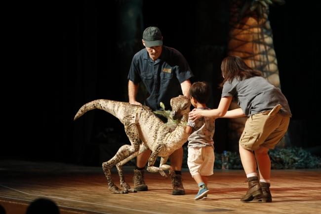 草食恐竜・レエリナサウラ