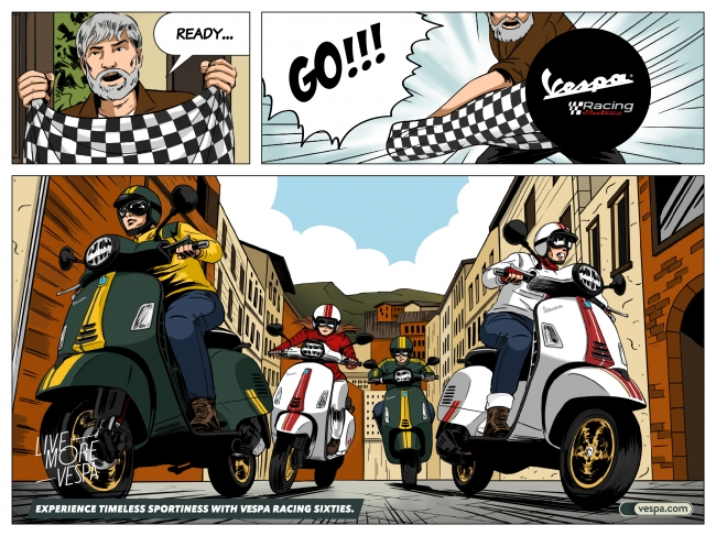 オリジナルコミック