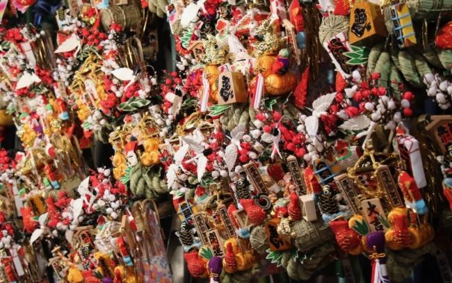【さいたま市】武蔵一宮氷川神社で「十日市」、調神社で「十二日まち」が開催されます。