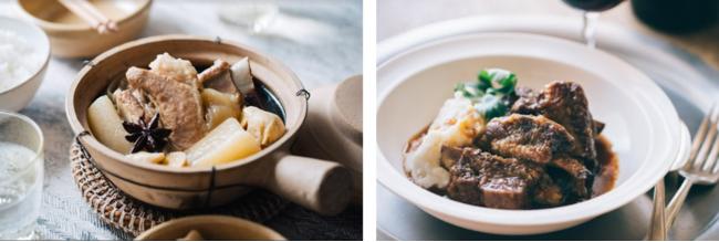 【写真】バクテー/スペアリブのやわらか煮