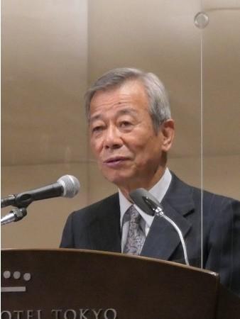 二木 鋭雄 選考委員会委員長