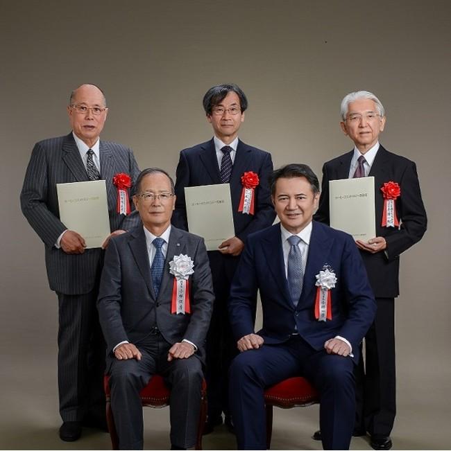 コーセーコスメトロジー奨励賞 表彰者