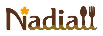 Nadiaの新しいロゴ