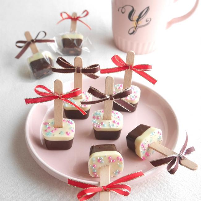 手作り バレンタイン チョコ