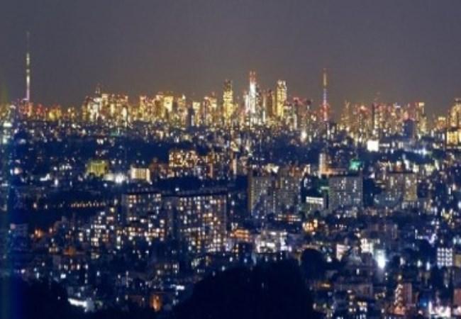 貸出画像「東京大夜景」