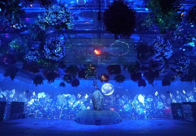花とデジタルのアートショー2.