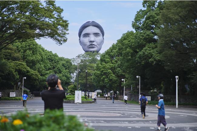 《まさゆめ》目 [mé], 2019-21, Tokyo Tokyo FESTIVAL スペシャル 13 (撮影:金田幸三)