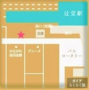 ※写真:藤沢辻堂店MAP