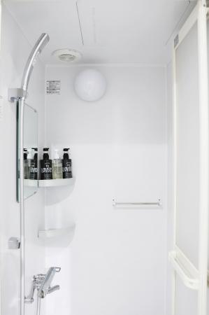 ▲シャワールーム