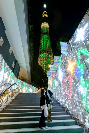 (C)TOKYO-SKYTREETOWN